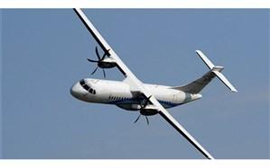 از سرگیری پرواز هواپیماهای ATR آسمان