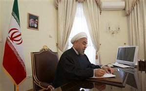 رئیس جمهور درگذشتامام جمعه شیراز را تسلیت گفت