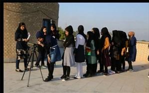 آغاز پنجمین جشنواره دانشآموزی کاوشگران آسمان در استان بوشهر