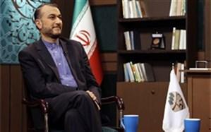 واکنش توئیتری امیرعبداللهیان به اظهارات ولیعهد عربستان علیه ایران