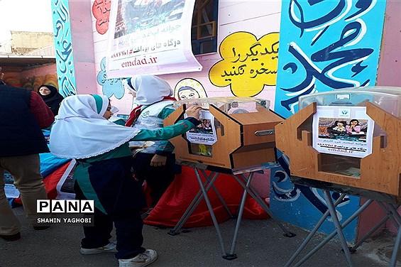 برگزاری مراسم جشن نیکوکاری در تمامی مدارس کرمانشاه