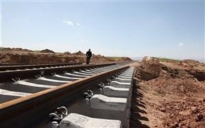 افتتاح خط آهن سراسری در کرمانشاه؛ پایان انتظاری 27 ساله