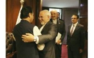 ظریف با رئیس مجلس ملی پاکستان دیدار و گفت و گو کرد