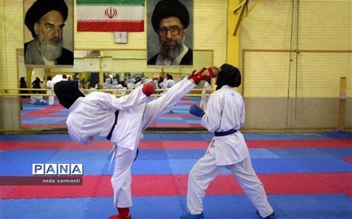 افتخار آفرینی فرهنگی کاراته کار منطقه حمیل