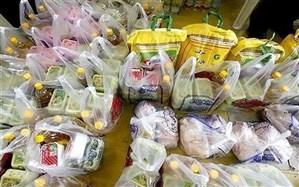 توزیع یک هزار و ۳۰۰ سبد غذایی برای نیازمندان در مناطق محروم اردبیل