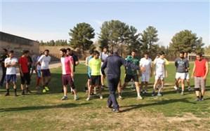 برگزاری کلاس درجه 3 داوری فوتبال در تربت جام
