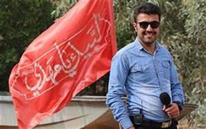جوان گلستانی مجری برنامه تلویزیونی شبکه سه در ایام نوروز ۹۷