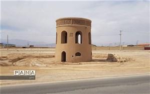 طرح بهسازی محوطه های تاریخی نوش آباد انجام شد