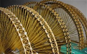 اولین دوره مسابقات سازههای ماکارونی در محلات برگزار شد