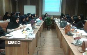 کارگاه خدمات نوین سلامت سالمندان در شهرستان چرام برگزار شد