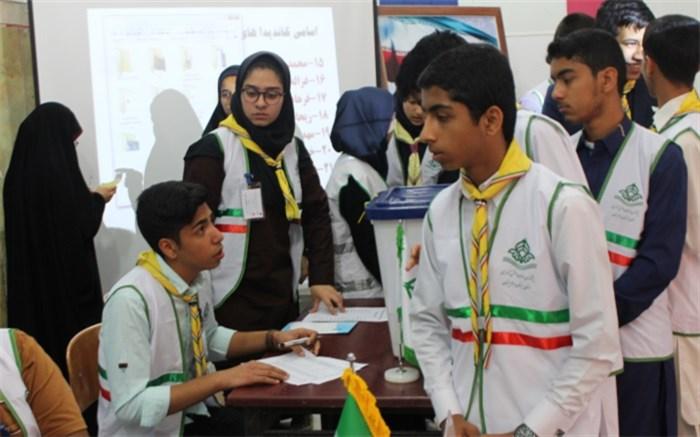 اسامی منتخبین مجلس دانش آموزی سیستان و بلوچستان اعلام شد