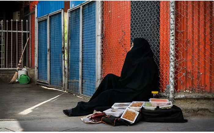 مصایب زنان دستفروش در پایتخت؛ صداهایی که کمتر شنیده می شود