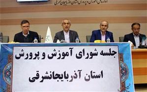 استاندار آذربایجان شرقی خبر داد:رفع مشکل فضای آموزشی شهر جدید با احداث 6 مدرسه 12 کلاسه تا مهر 97