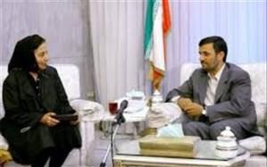 واکنش بعیدینژاد به اخبار مربوط به ارتباط  همسر وزیر امور خارجه مصدق با مشایی
