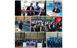 مدیر آموزش وپرورش گرمه: ششمین دوره جشنواره جابر بن حیان شهرستان گرمه افتتاح شد