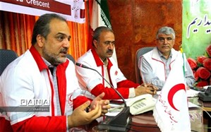 هلال احمر استان اصفهان با حدود 40 پایگاه امداد و نجات ثابت در ایام نوروز کمک رسانی  می کند