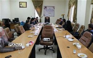  برگزاری جلسه شورای ساماندهی سالمندان