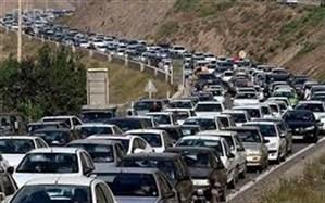 ترافیک نیمهسنگین محورهای مواصلاتی مازندران