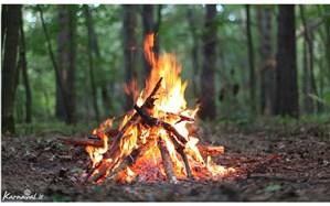 مسافران  نوروزی مازندران مراقب برپایی آتش در جنگلها باشند