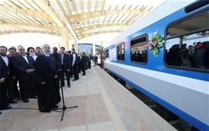 کرمانشاه به شبکه سراسری راه آهن کشور متصل شد