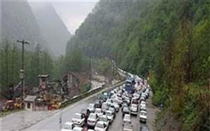 آخرین وضعیت جادههای پرترافیک کشور
