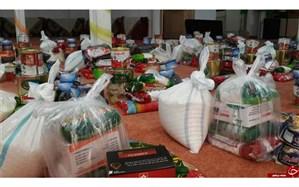 توزیع 14 هزار سبد کالا در ماه رمضان