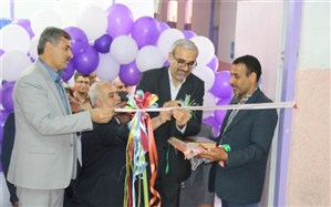 ستاد اسکان فرهنگیان شهرستان بوشهر افتتاح شد