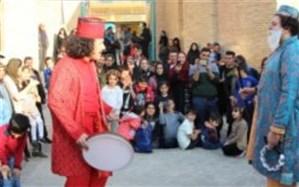 اجرای جشنواره نوروز خوانی در اماکن تاریخی جنوب تهران