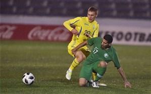 دیدار دوستانه ملی؛ نتیجه تاریخی فوتبال عربستان مقابل چشم شوچنکو
