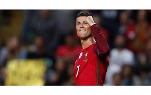 دیدار دوستانه ملی؛ رونالدو فرشته نجات پرتغال شد/ اسپانیا ترمز قهرمان جهان را کشید