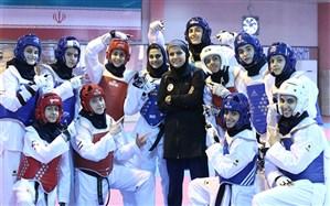 فاطمه صفرپور: دختران نوجوان تکواندوکار ایران میتوانند قهرمانی جهان را تکرار کنند