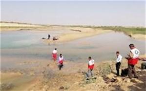 امدادگران پیکر ۵ تن از اتباع خارجی در رودمند را پیدا کردند
