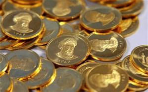 سقوط قیمت سکه