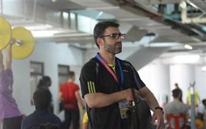 برخواه: سهمیه وزنهبرداری کم شد اما در بازیهای آسیایی 7 مدال میگیریم