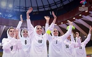 جهانگیری افتخار آفرینی زنان ورزشکار ایرانی را تبریک گفت