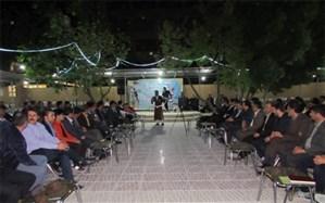 برگزاری هفت شب جشن با حضوربیش از 1700 نفر از فرهنگیان ناحیه 1 شهرکرد