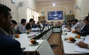 جلسه هماهنگی ستاد نماز جمعه شهر کهک با محوریت گرامیداشت سالروز سوم خردادبرگزارشد.