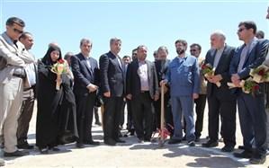 افتتاح و کلنگ زنی 6 پروژه آموزش و پرورش استثنایی در خوزستان