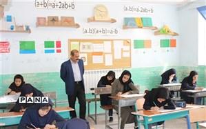المپیاد علمی برای 420 دانش آموز متوسطه اول برگزار شد