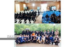 اردوی یک روزه مربیان و معاونین پرورشی آموزش و پرورش منطقه زبرخان