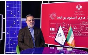 افتتاح فاز دوم استودیو الفبا و پورتال تحلیلی نگاه با حضور وزیر آموزش و پرورش