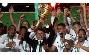 جام حذفی آلمان؛ بایرن مونیخ دبل قهرمانی را از دست داد