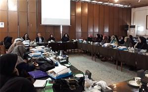 جلسه توجیهی مراقبین سلامت جدیدالورود برگزار شد