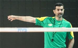 بهروز عطایی: لیست نهایی کولاکوویچ برای لیگ ملتها نوید روزهای خوبی را برای والیبال ایران میدهد