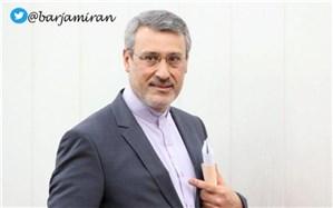 انتقادتوئیتری  بعیدی نژاد از رویکرد دوگانه  رسانههای مخالف برجام