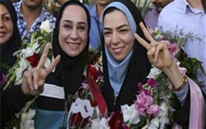 زنان ورزشکار شیرازی، پرچمدار کاروان ایران در مسابقات پارا آسیایی جاکارتا