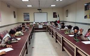 برگزاری اختتامیه طرح سفیران سلامت دانش آموزی در چهاردانگه