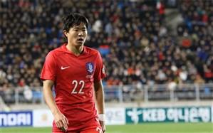 ستاره کره جنوبی جام جهانی را از دست داد