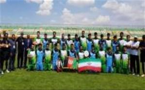 قهرمانی فریزبی بازان آذربایجانغربی در قالب تیم ملی در مسابقات جام فجر